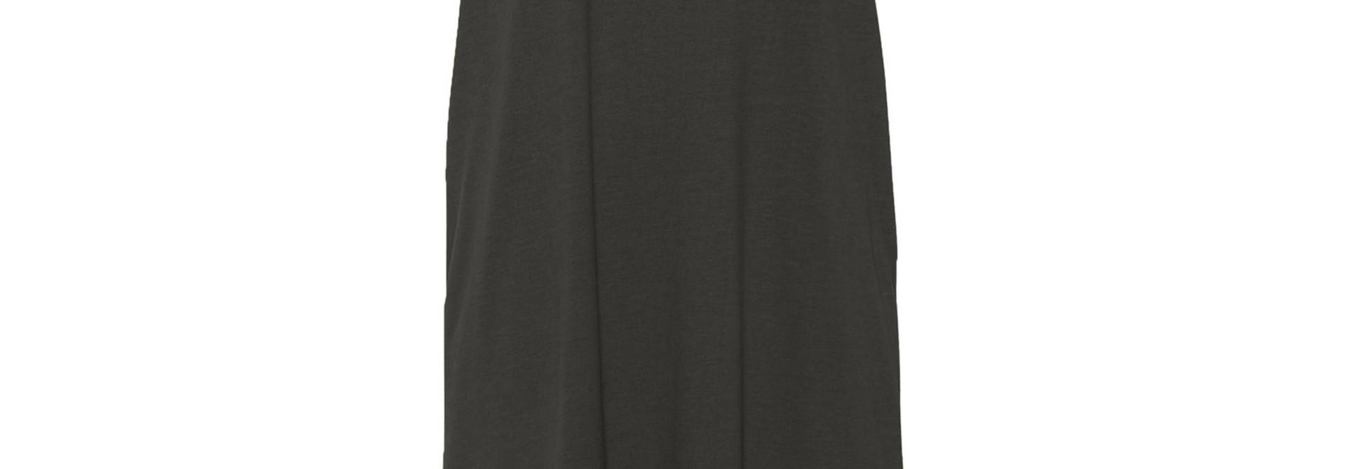 Payton  TEE Dress Black