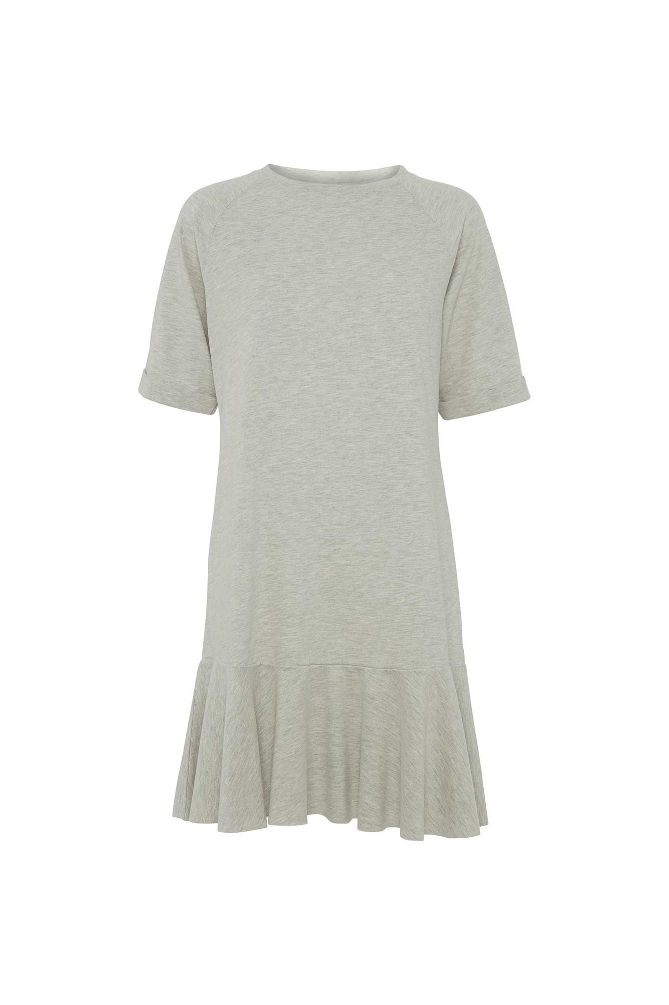 Payton Dress light Grey-1