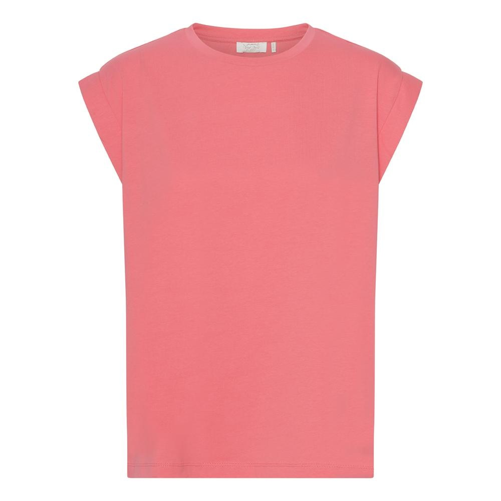 Porter T-shirt pink Fire-1