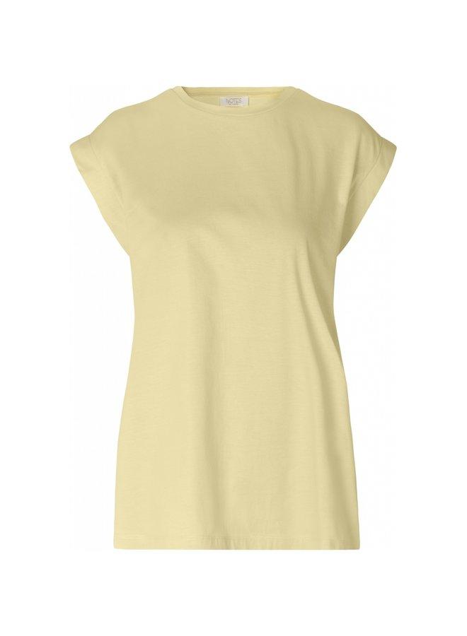 Porter T-shirt soft Lemon