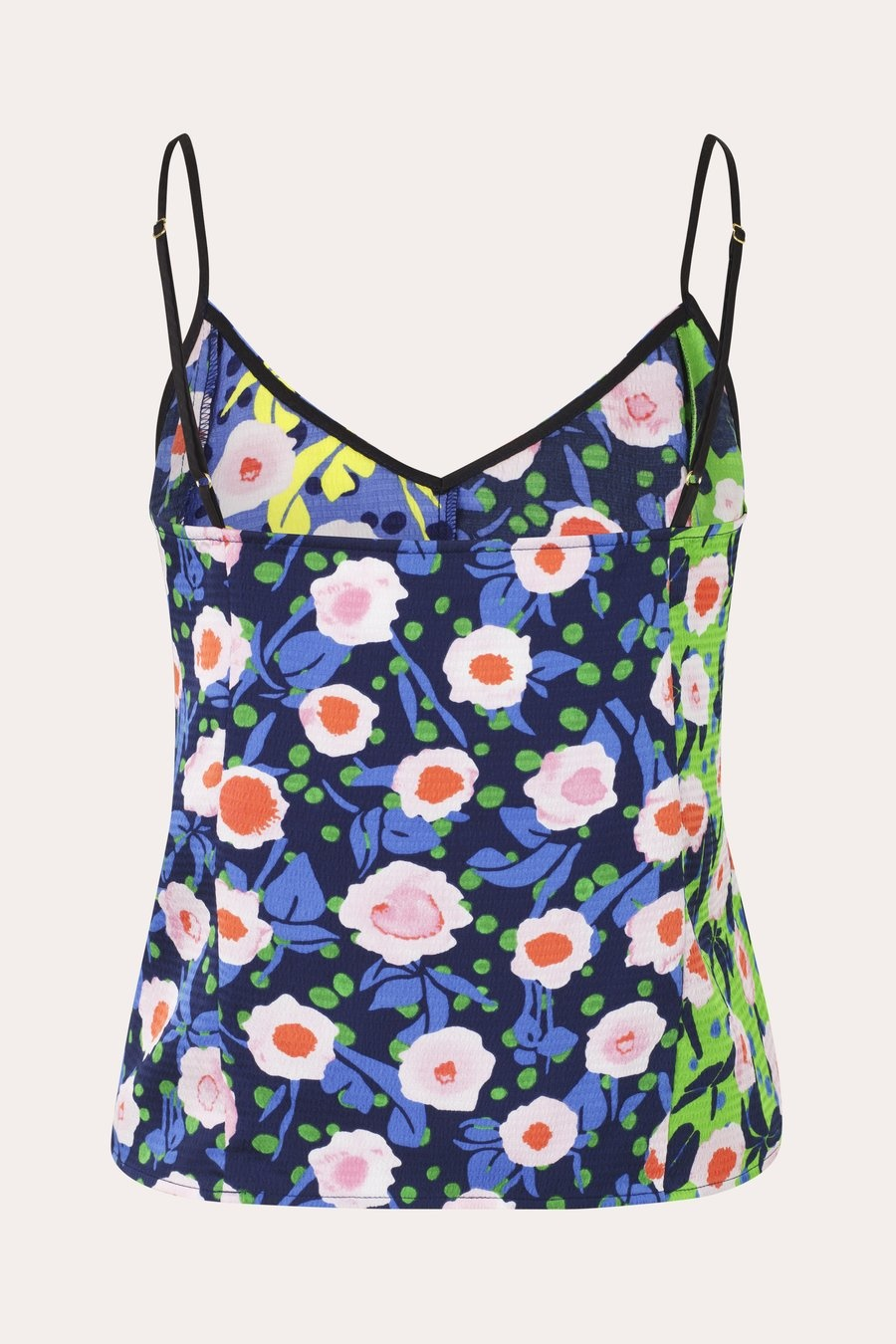 Penny textured Tank top-2