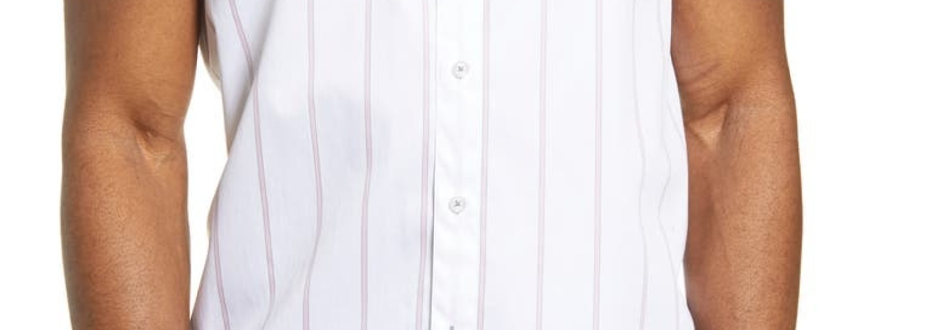 Eluss SS shirt white