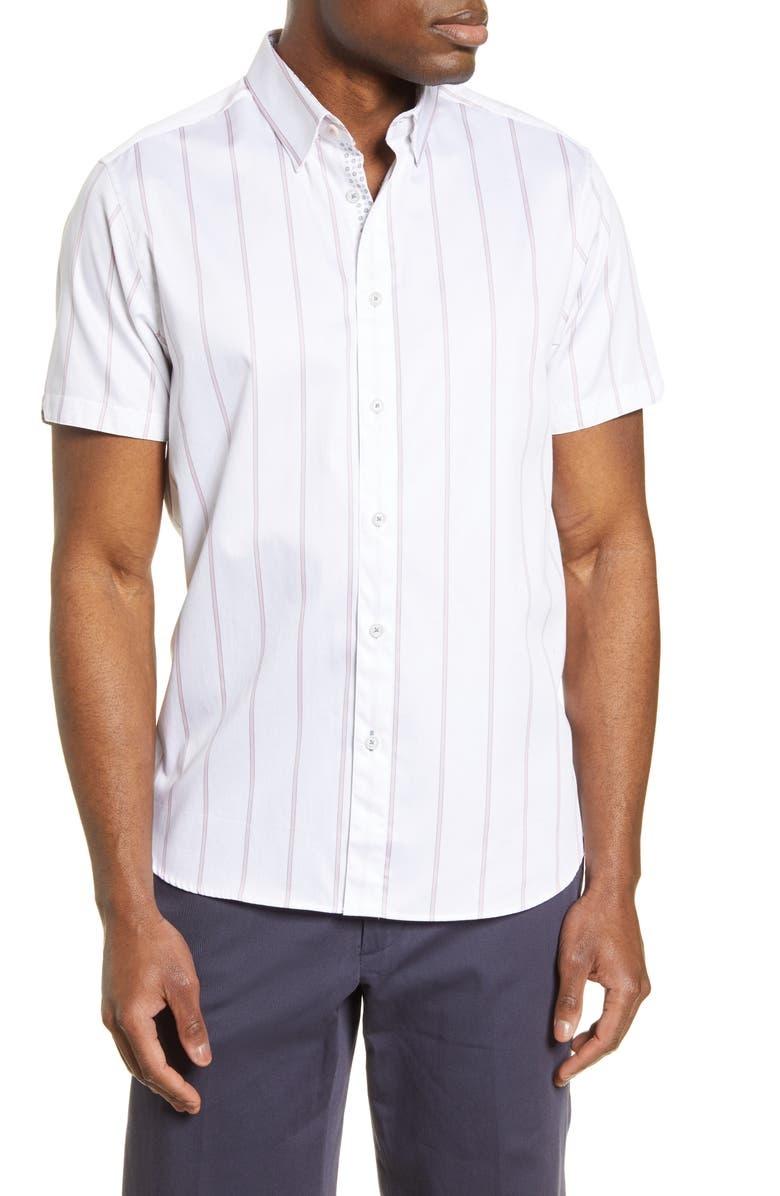 Eluss SS shirt white-1