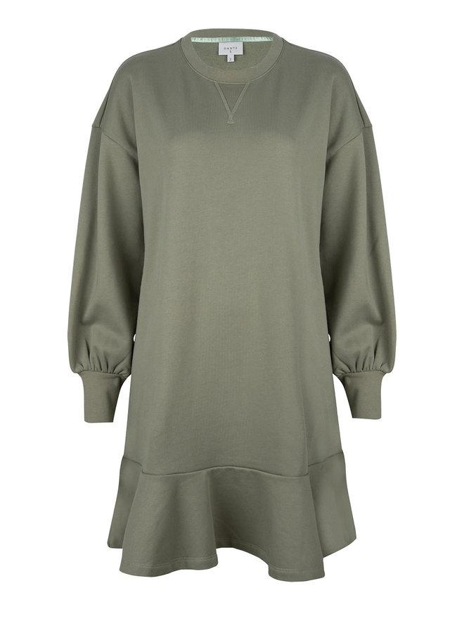 Josefine dress sage green