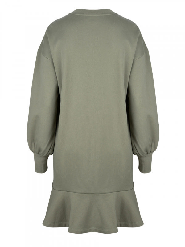 Josefine dress sage green-3