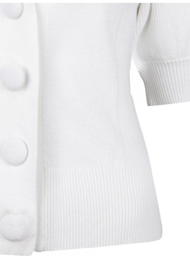 rosi cardigan optic white