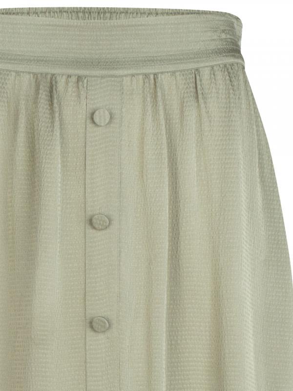 cooper long skirt sage green-4
