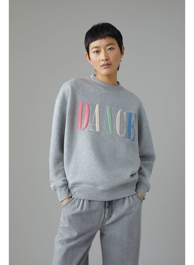 Dance sweater grey