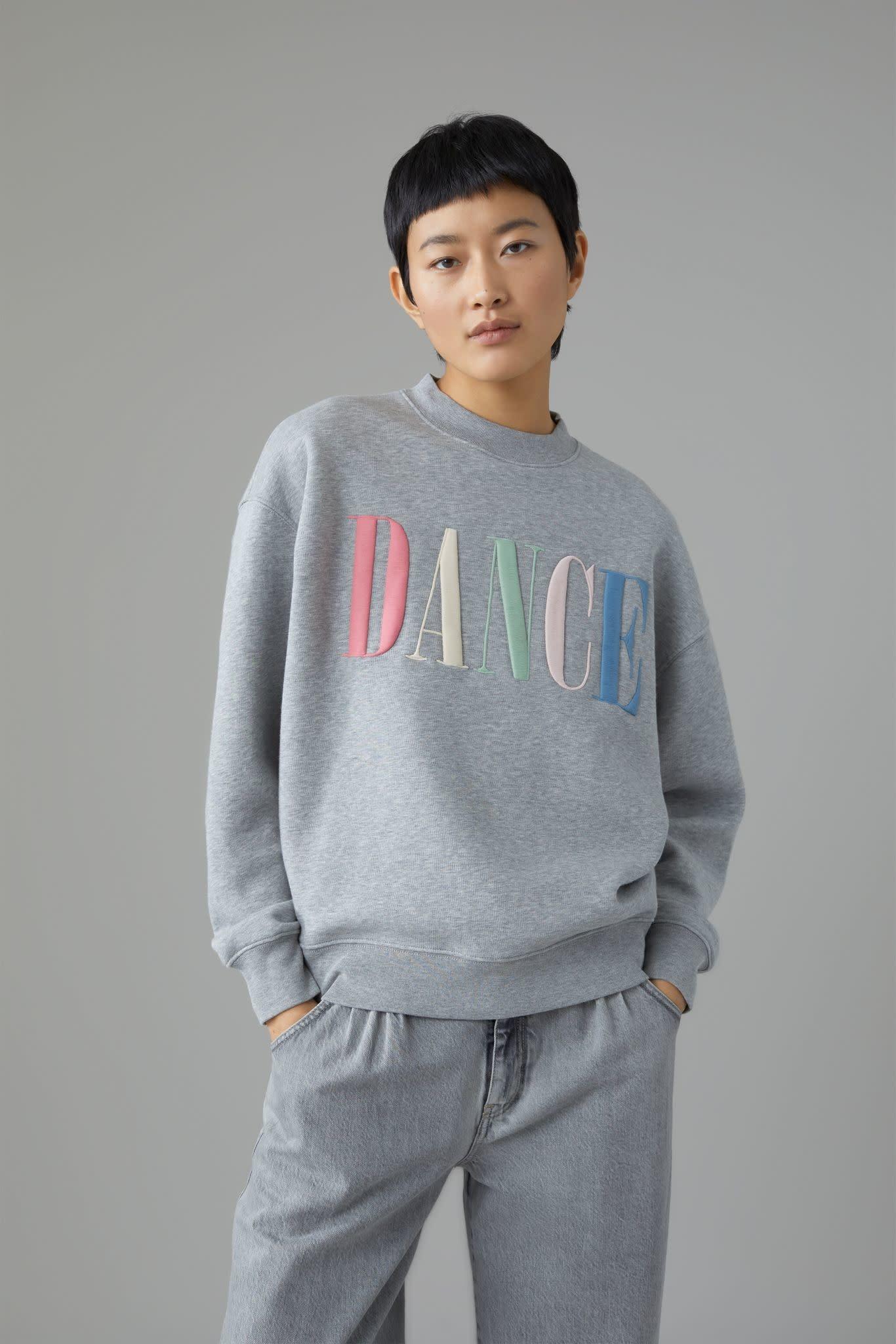 Dance sweater grey-1