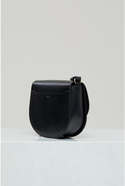 Ally M bag Black leather incl strap