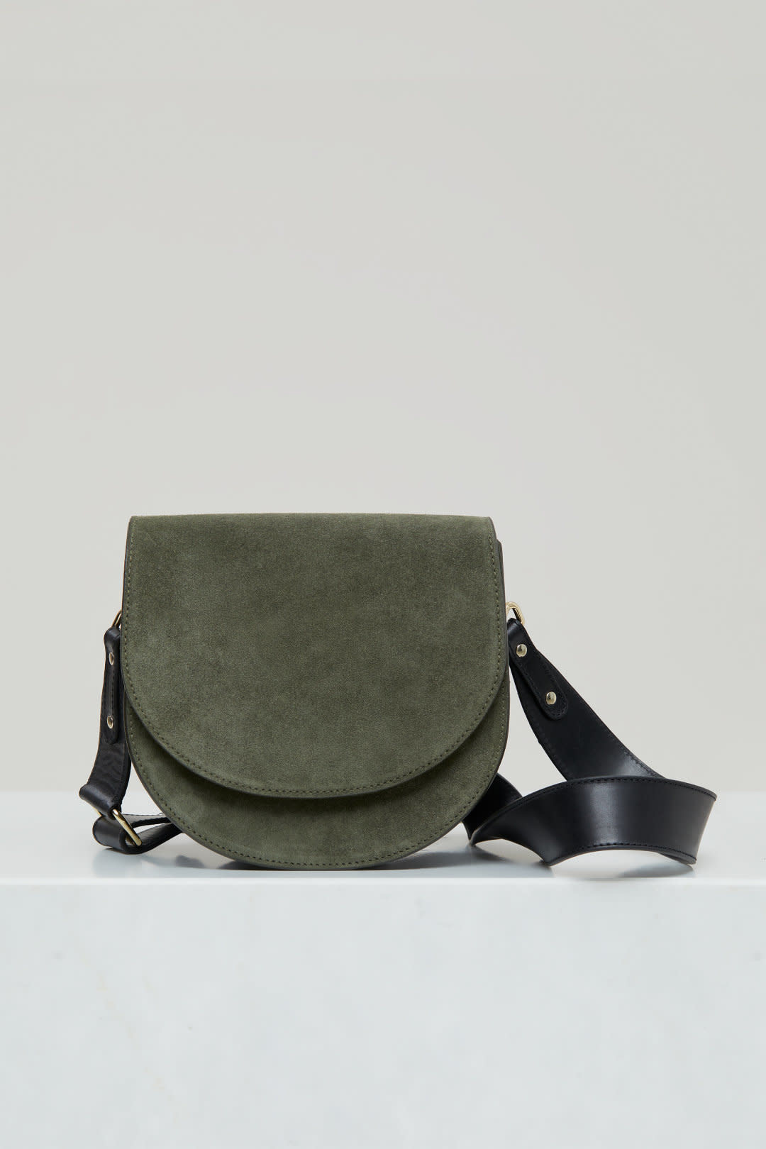 Ally S Bag Thyme incl strap-1