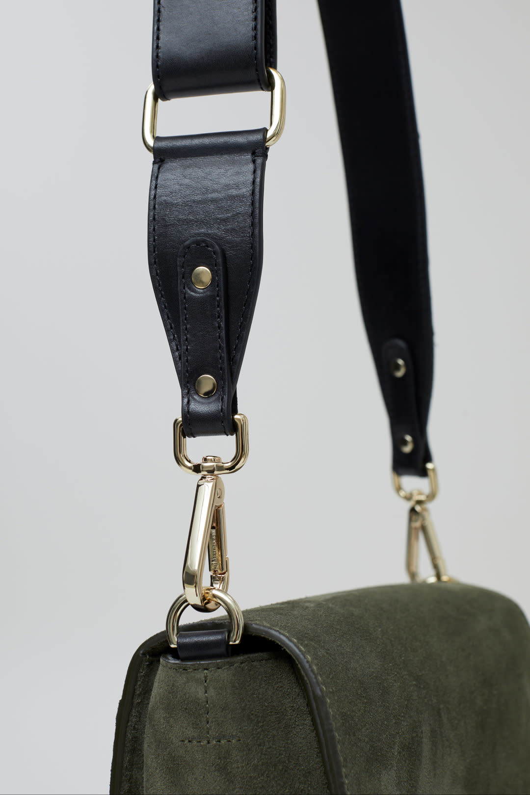 Ally S Bag Thyme incl strap-6