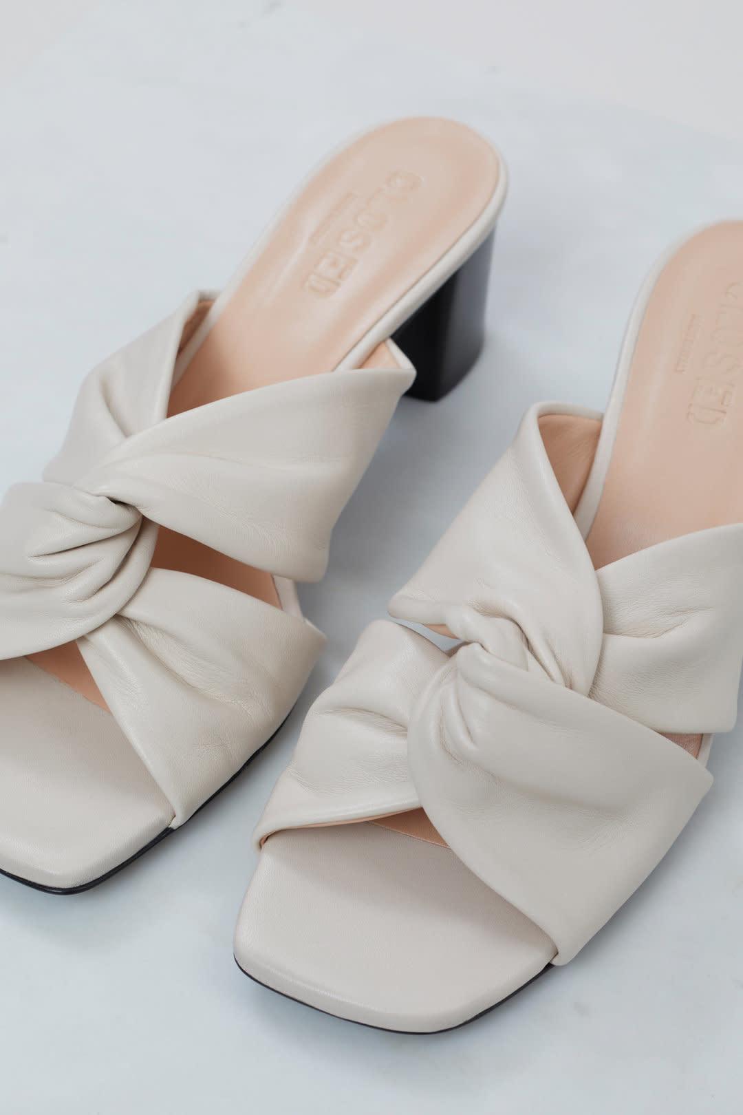 Ana sandal  ivory-1