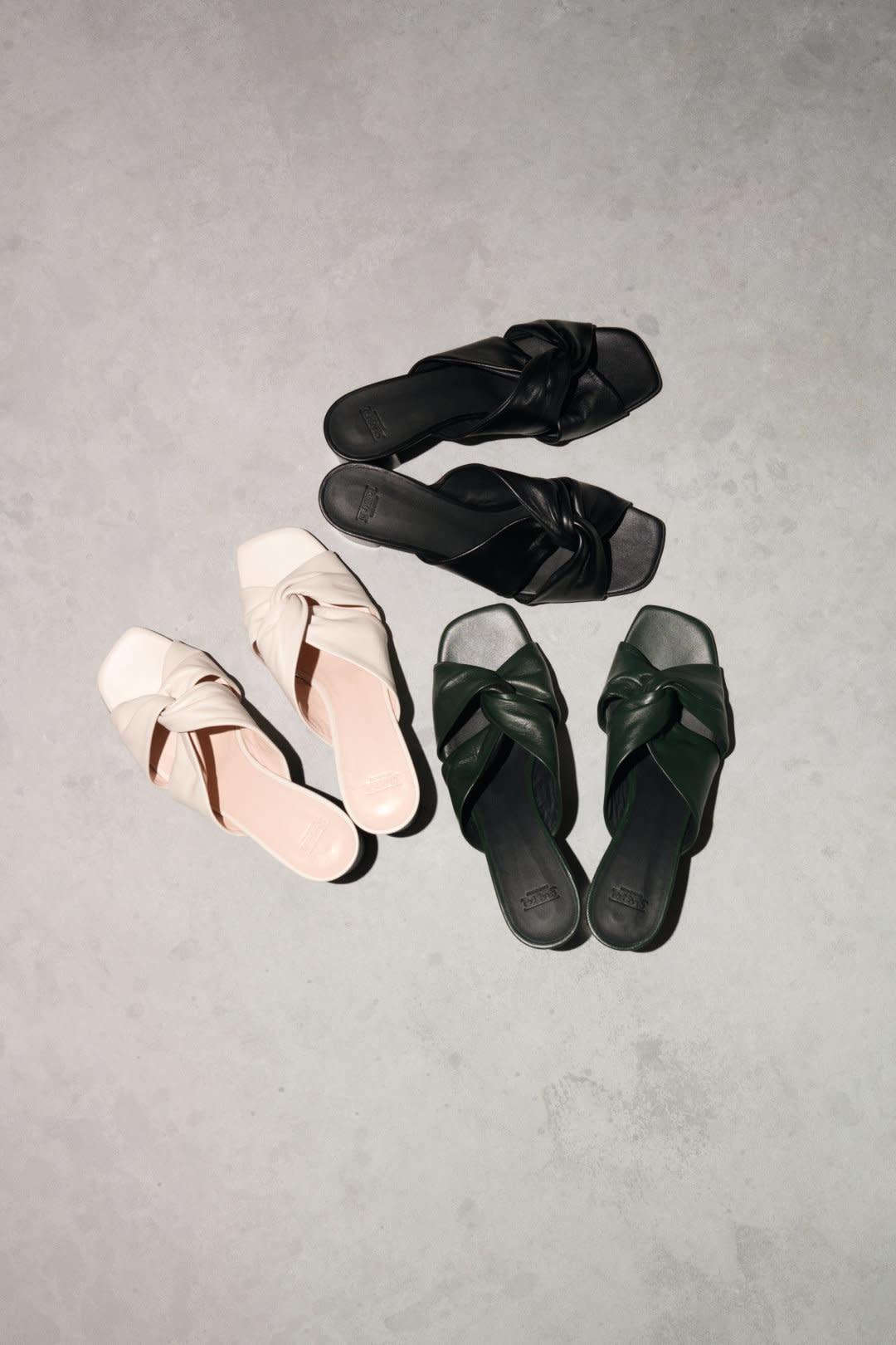 Ana sandal  ivory-8