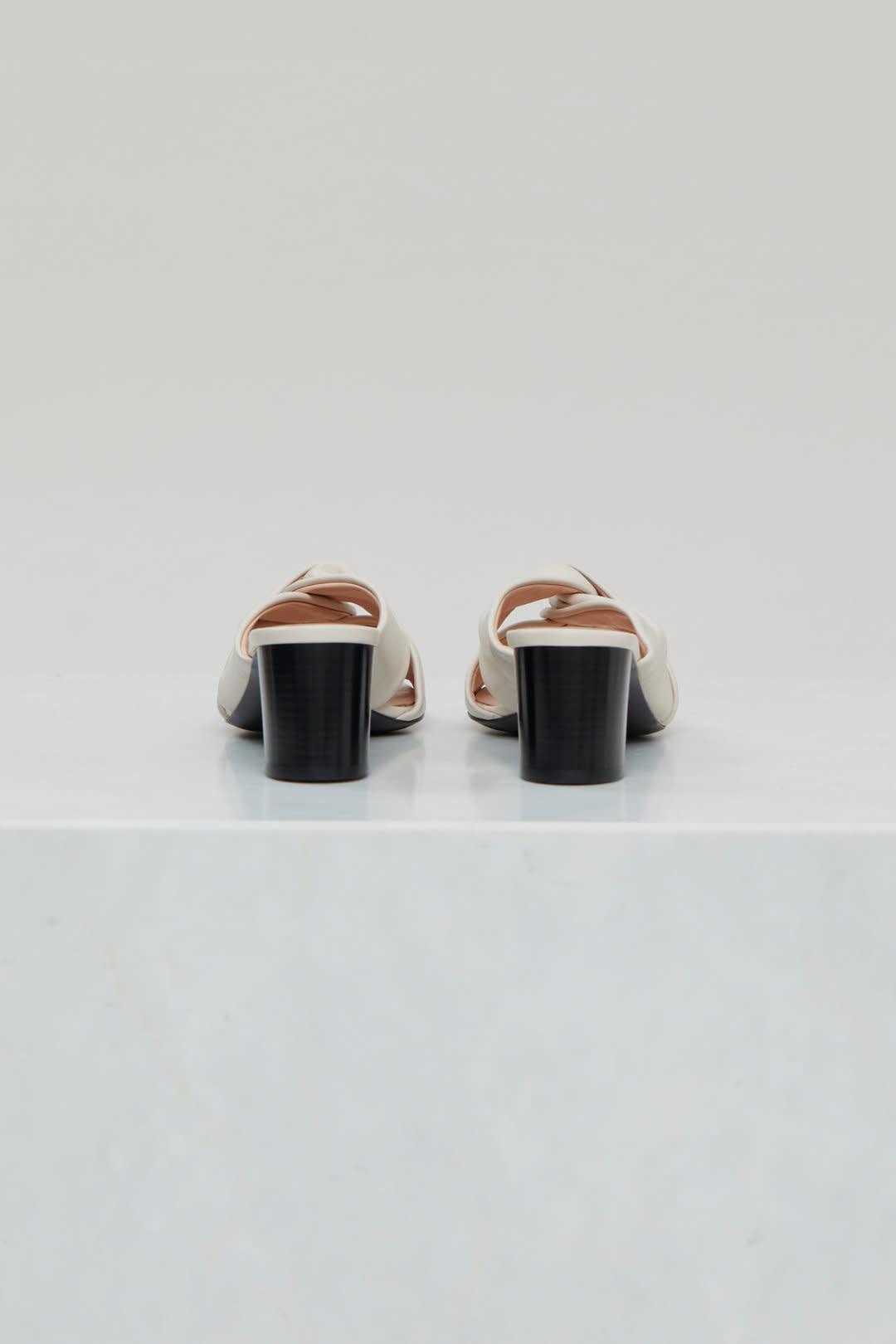 Ana sandal  ivory-9