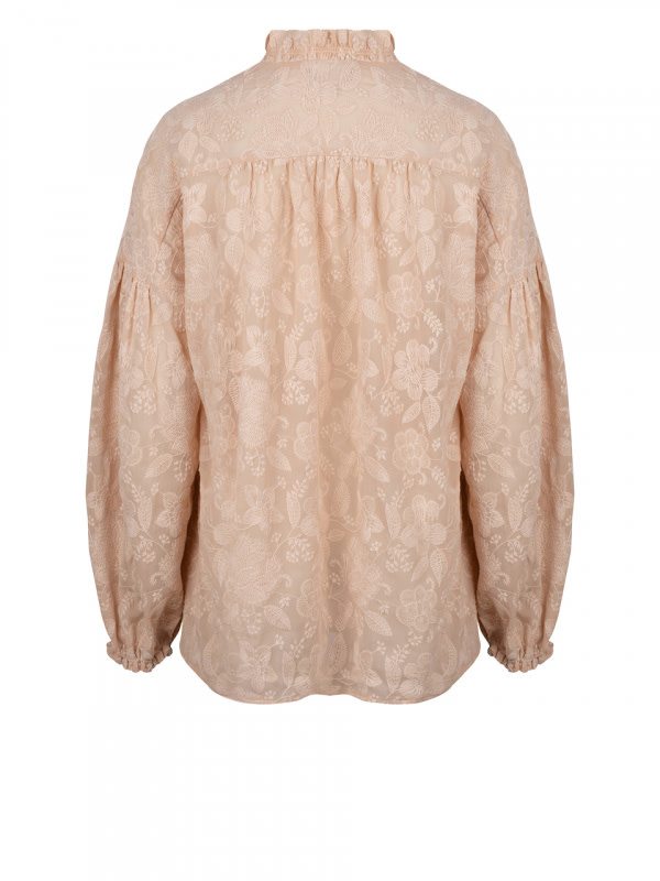 Cameron Embroidered blouse-2