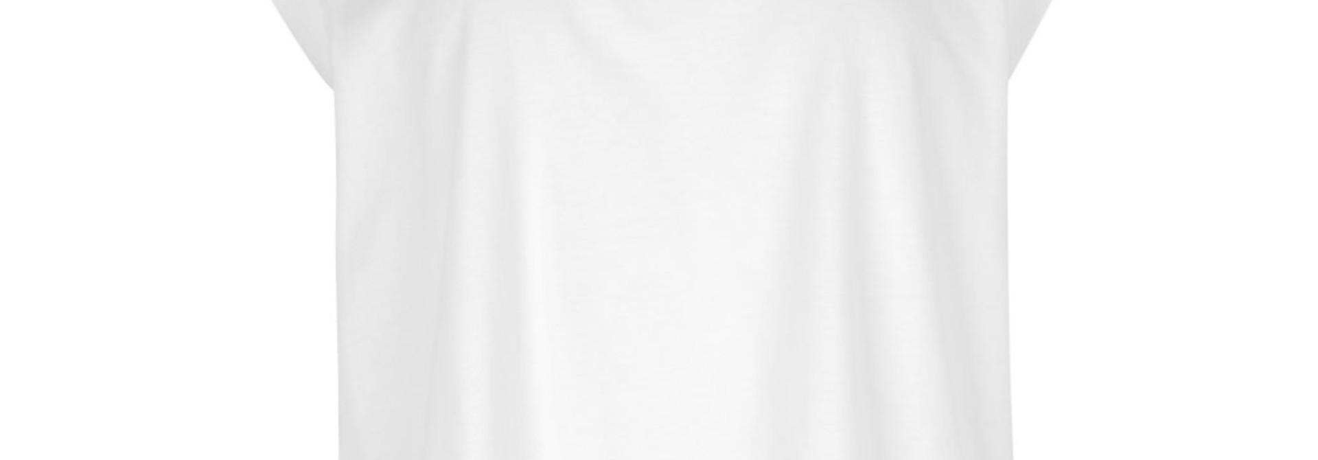 Porter T-shirt white