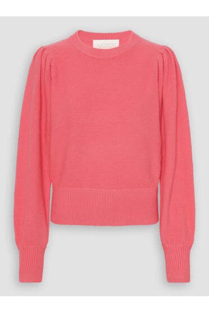 Vienne blouse knit