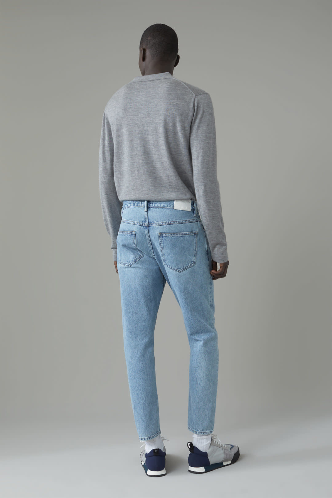 cooper tapered Jeans LBL-1