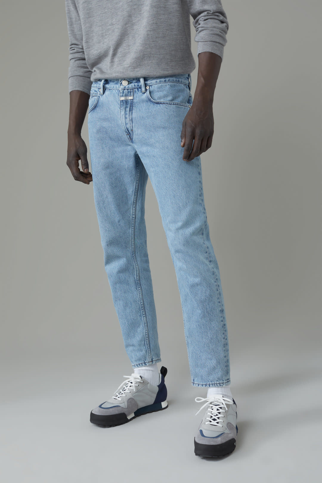cooper tapered Jeans LBL-3