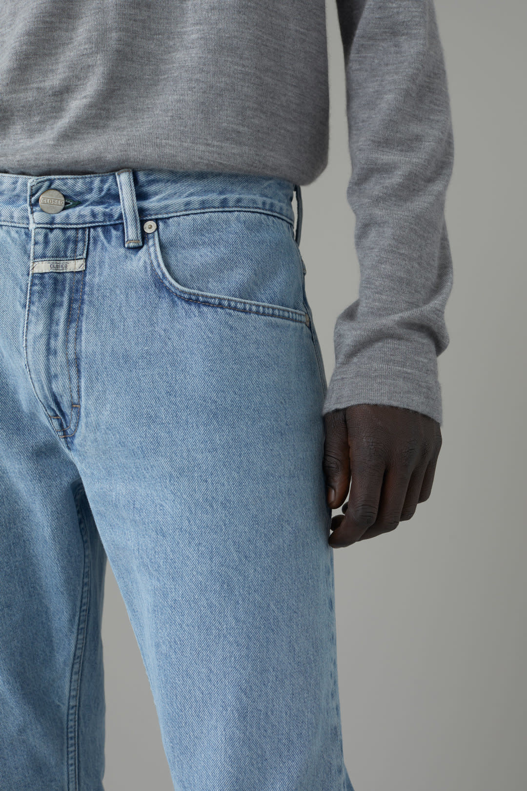 cooper tapered Jeans LBL-4