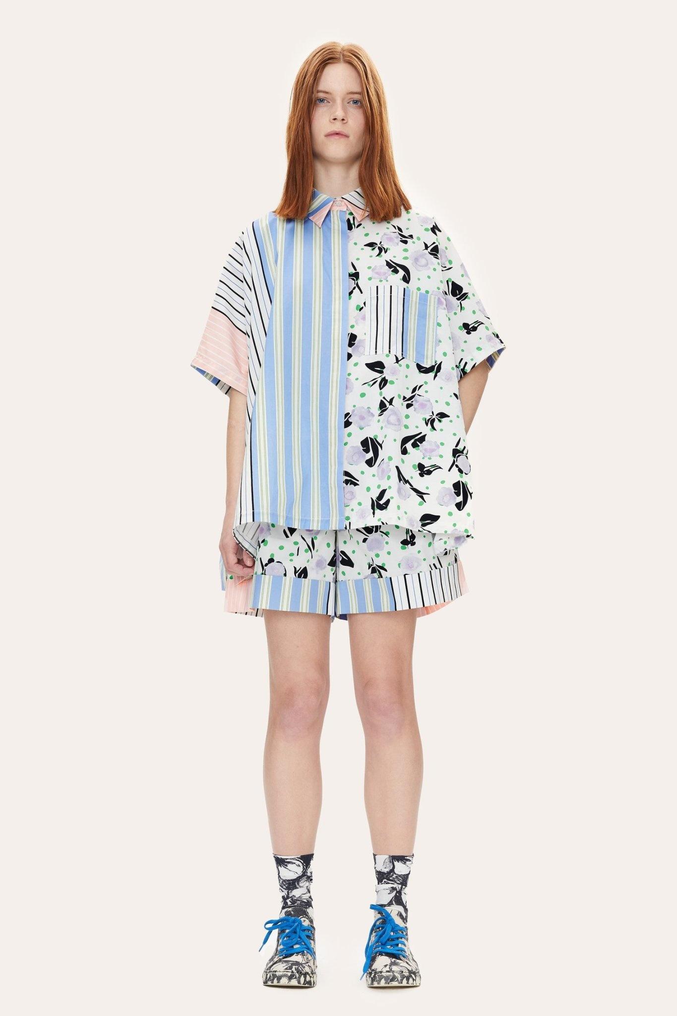 Luna shirt flowermarket-4