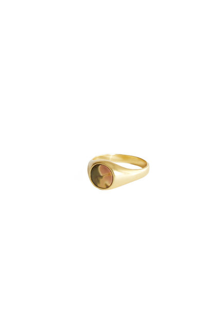 Toulouse Ring Gold