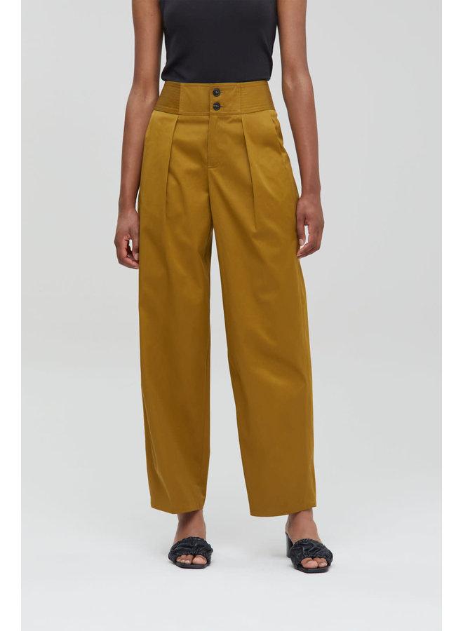 Phyllis golden Brown pant
