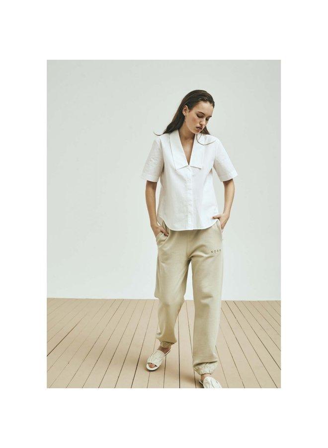 Christina shirt white