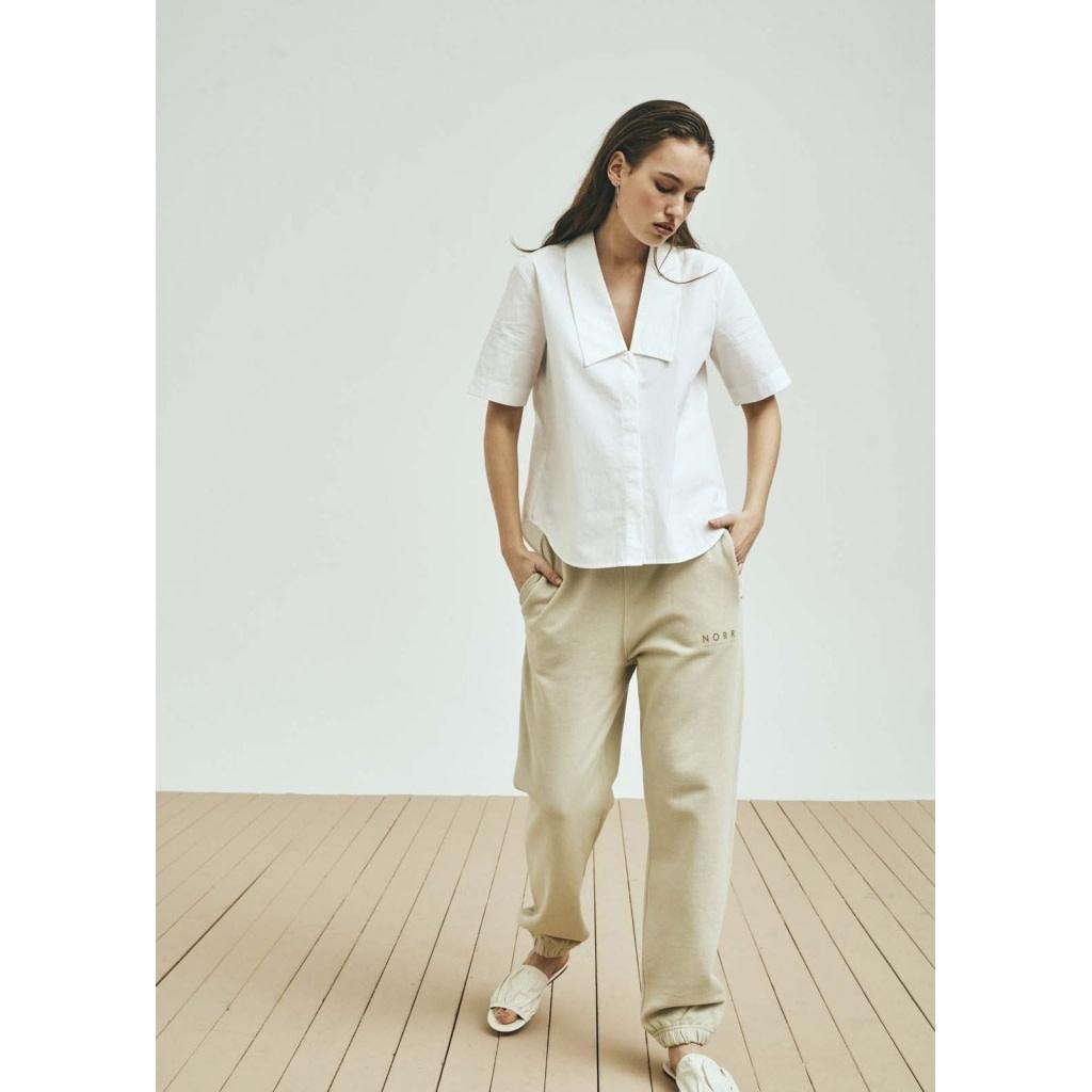 Christina shirt white-2