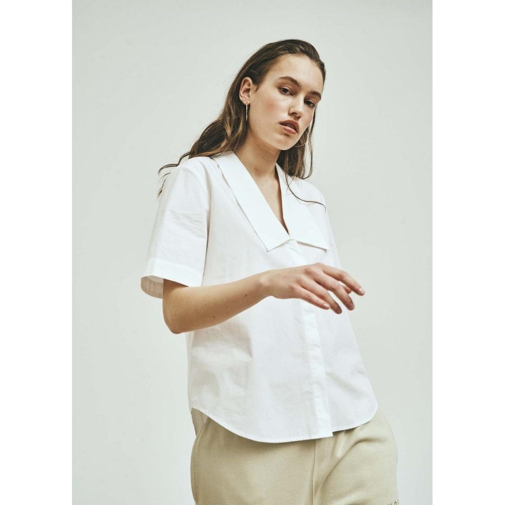 Christina shirt white-3