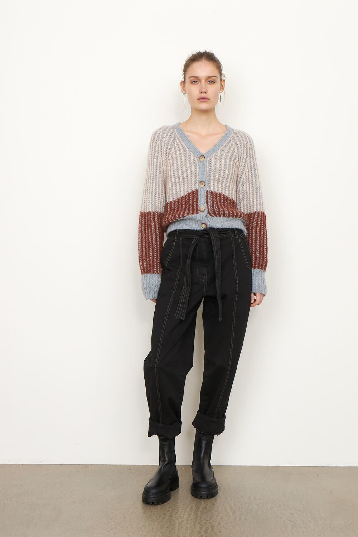 Rosini Knit cardigan-1