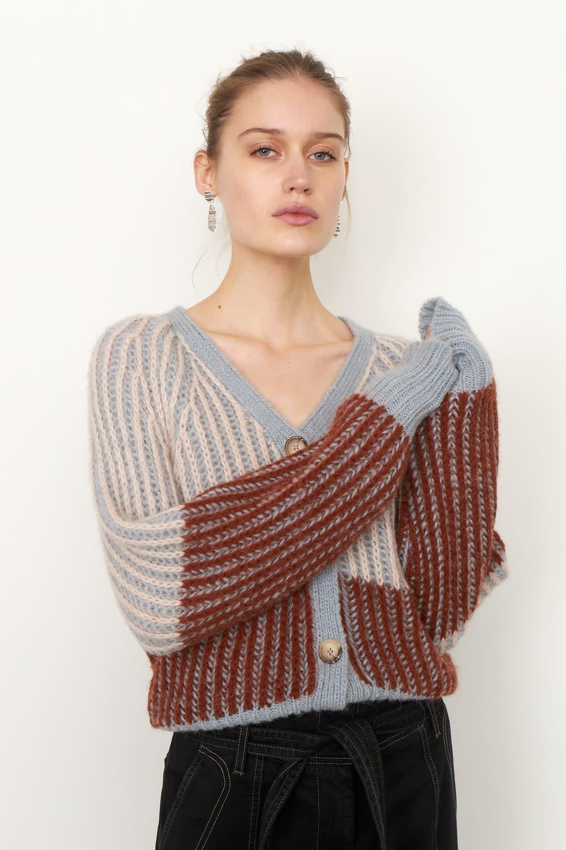 Rosini Knit cardigan-5