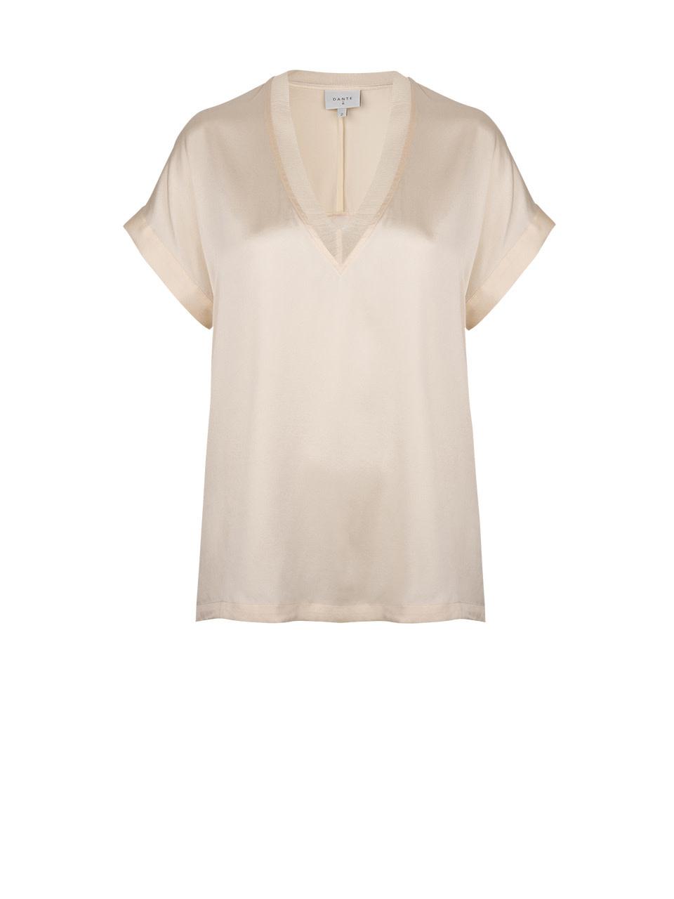 Odette silk stretch top-1