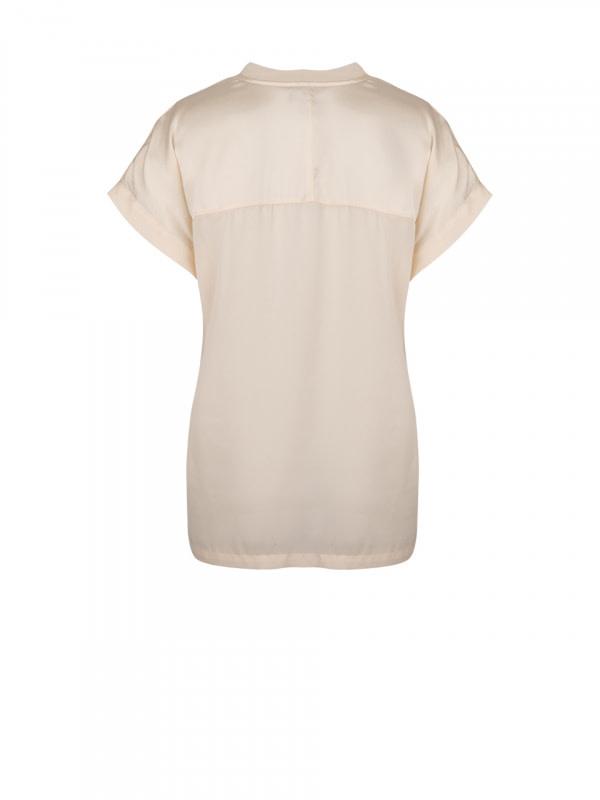 Odette silk stretch top-2