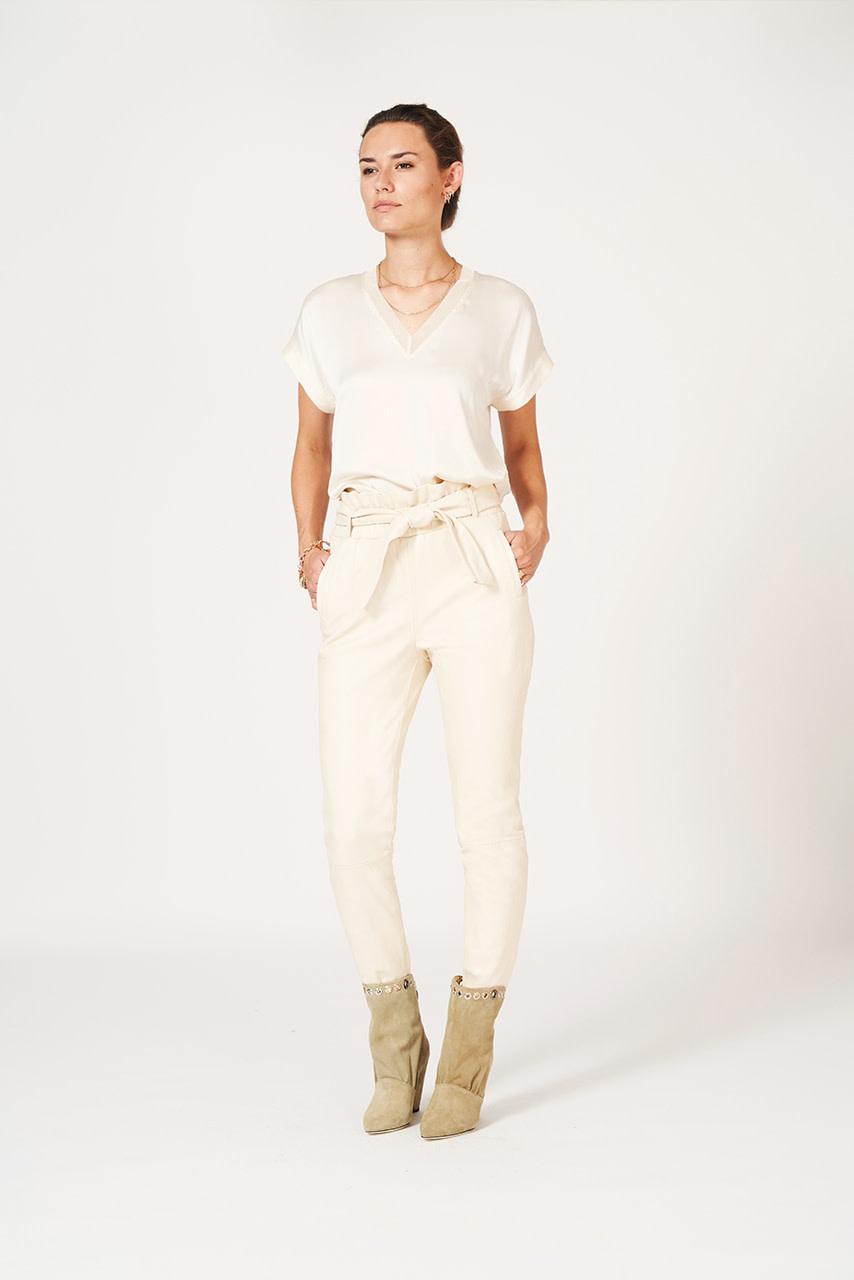 Odette silk stretch top-3