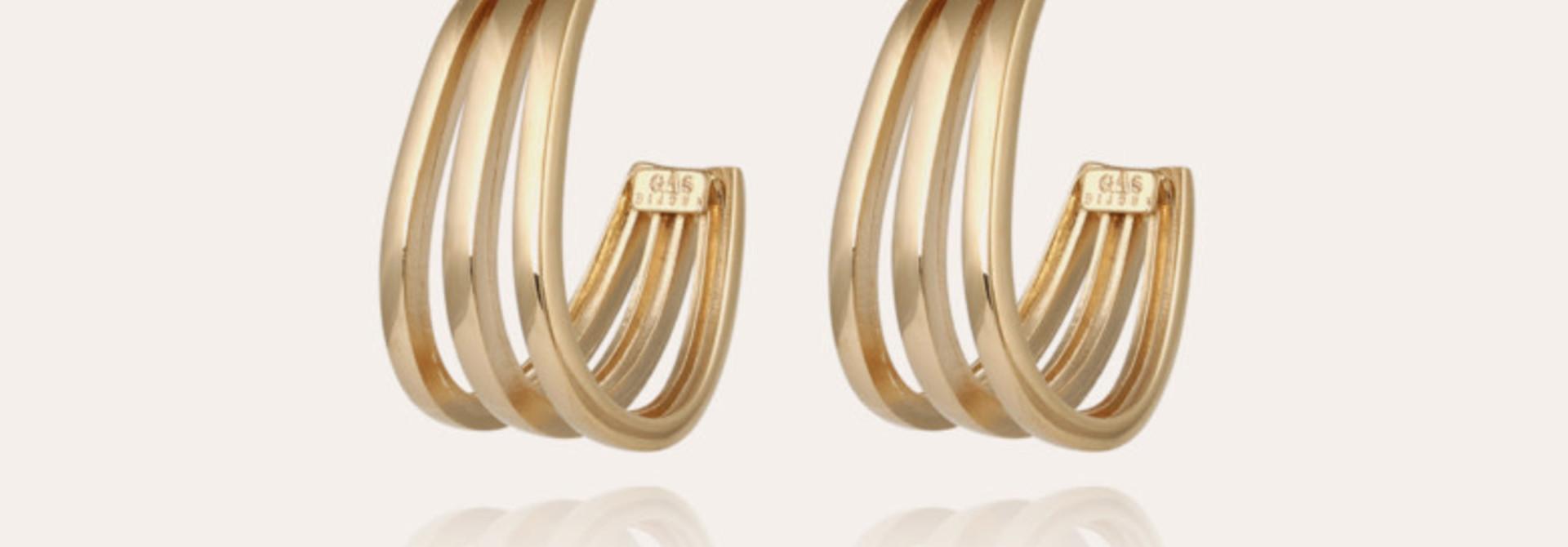cerceau earrings