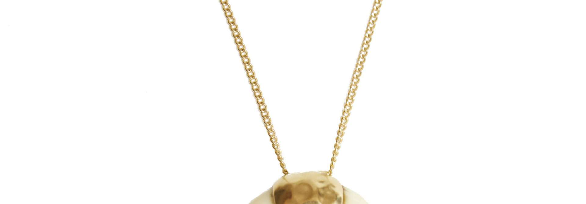 lune miracle blanche necklace
