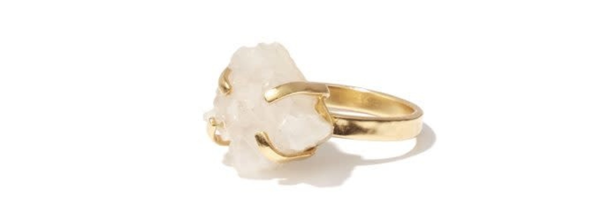 claire  ring Gold
