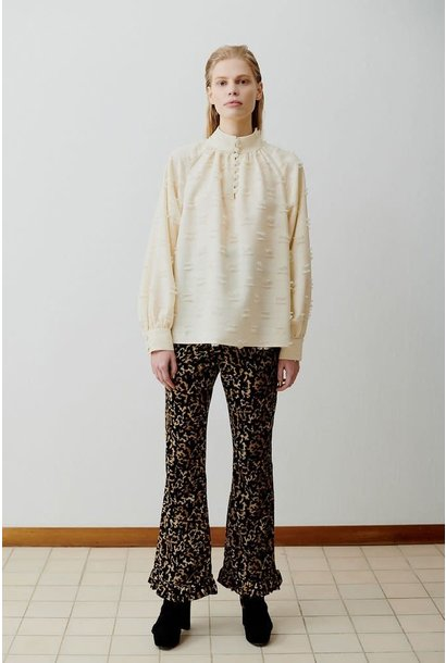 Nathalie blouse Cream