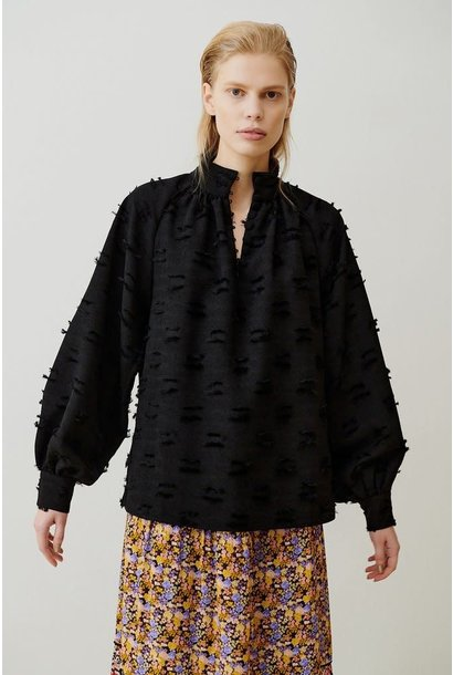Nathalie blouse black