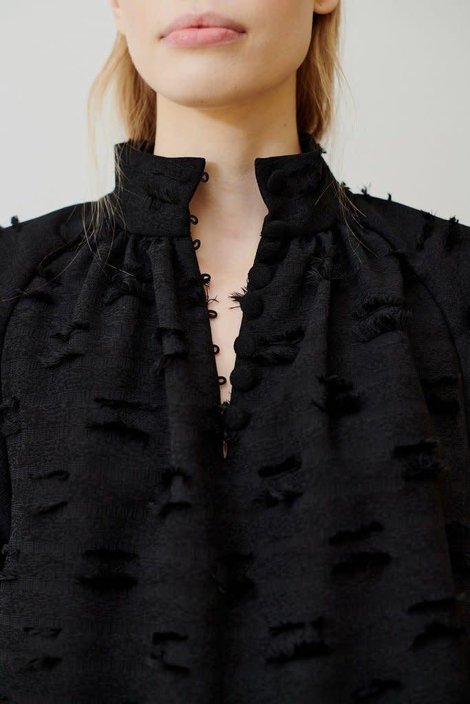 Nathalie blouse black-2
