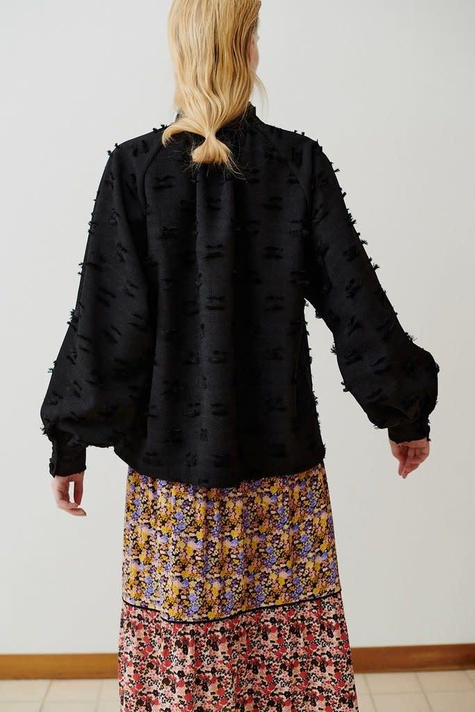 Nathalie blouse black-3