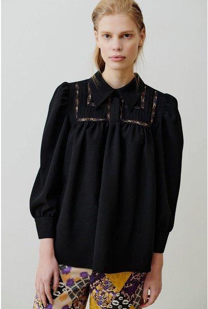 Melissa blouse black
