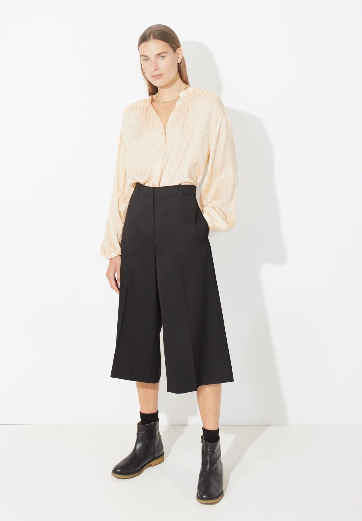 Lorna peach blouse-2