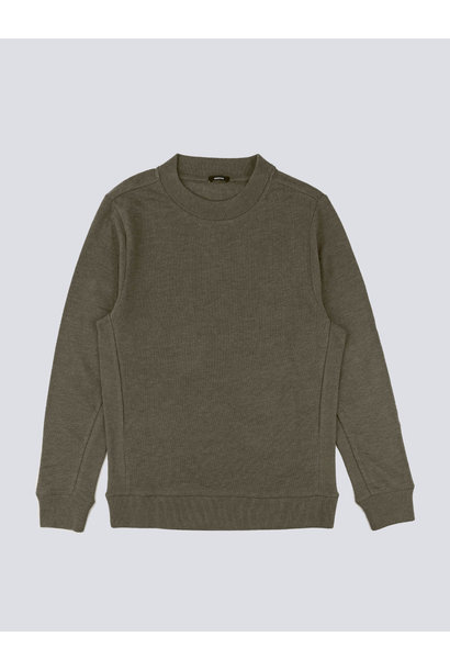 Roger crewneck Sweater rosin green