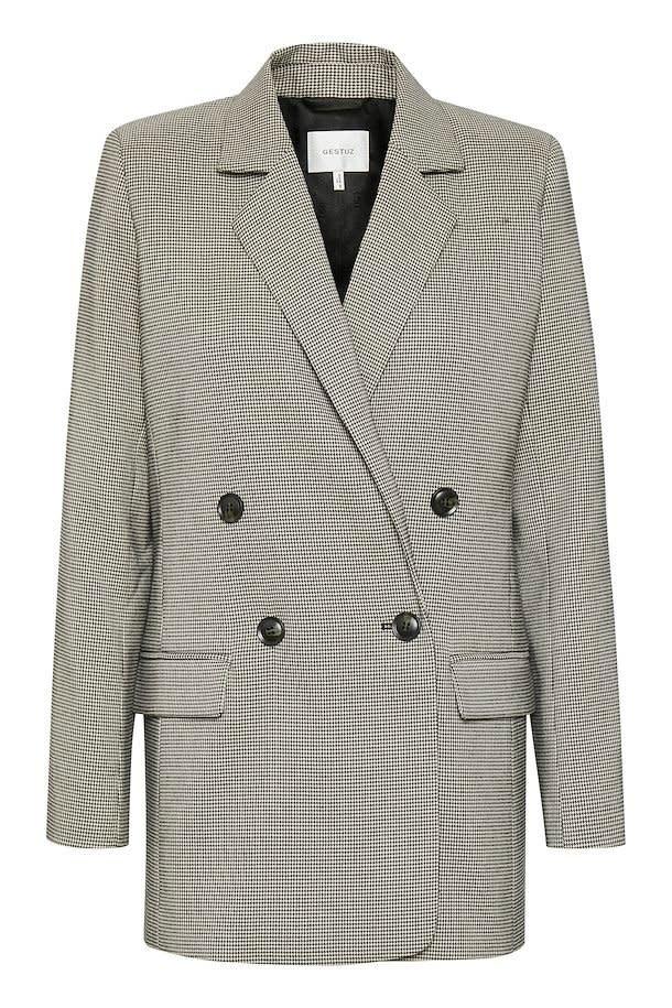 Marisol blazer black/white-1