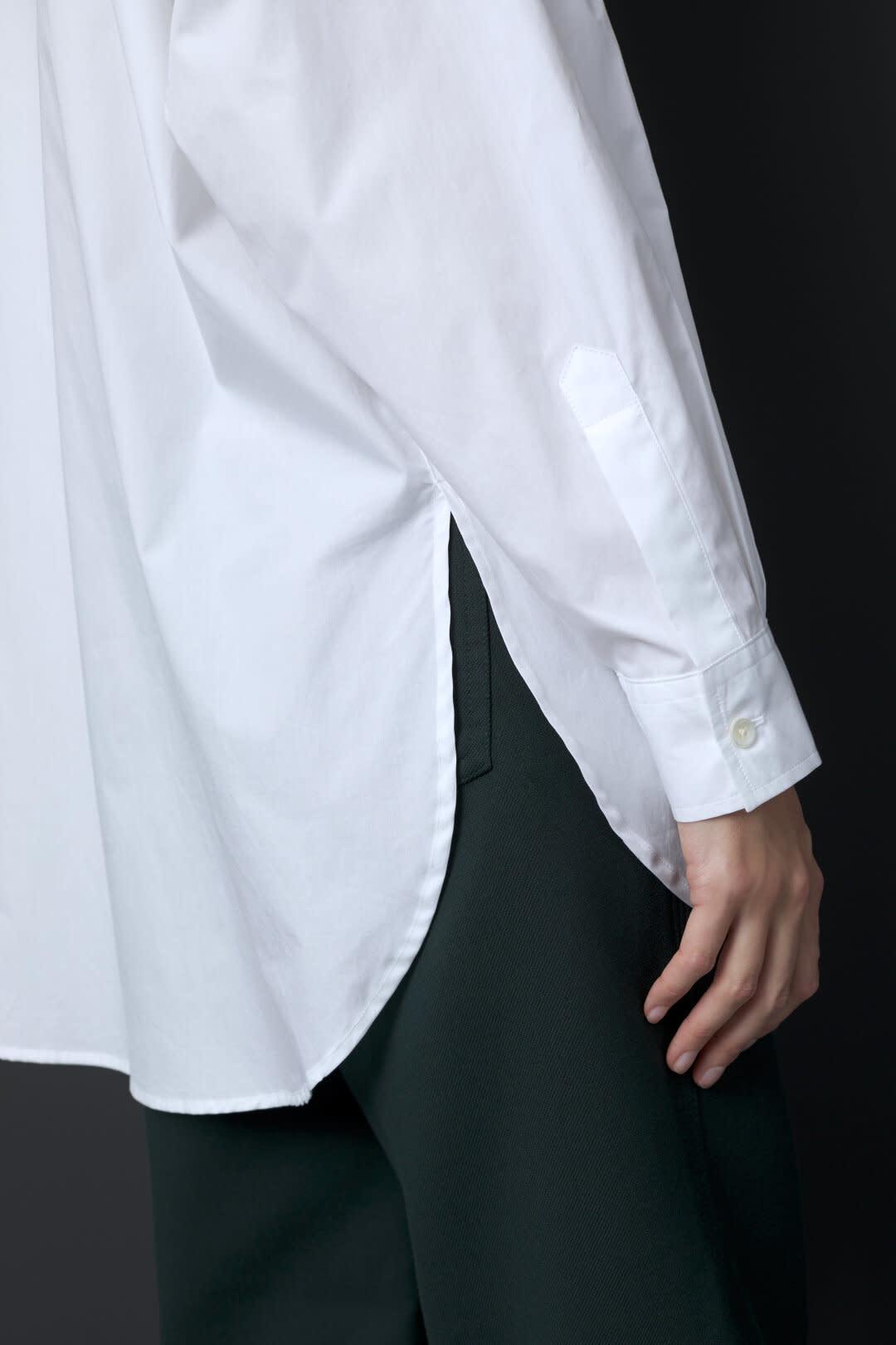 Mira blouse white-2