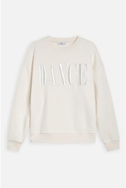 Dance sweater vanilla