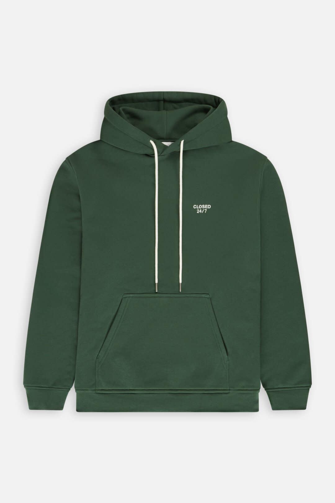 Hoodie fir green-3
